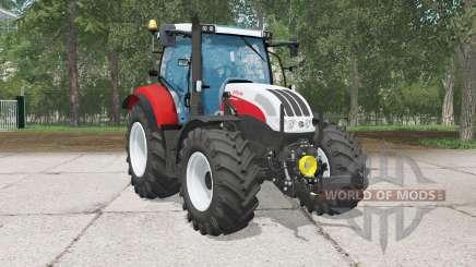 Steyr Profi 4130 CVƬ for Farming Simulator 2015