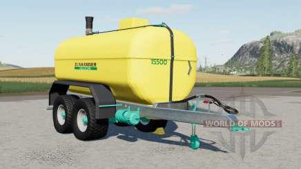 Zunhammer K15T for Farming Simulator 2017