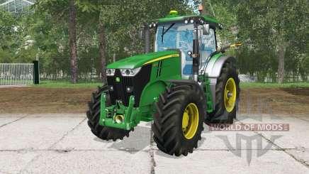 John Deere 7200Ɍ for Farming Simulator 2015