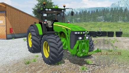 John Deere 85ƺ0 for Farming Simulator 2013