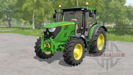 John Deere 6R-serieꜱ for Farming Simulator 2017