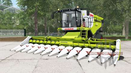 Claas Lexion 7৪0 for Farming Simulator 2015