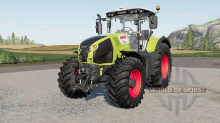Claas Axion 800〡840〡870 for Farming Simulator 2017