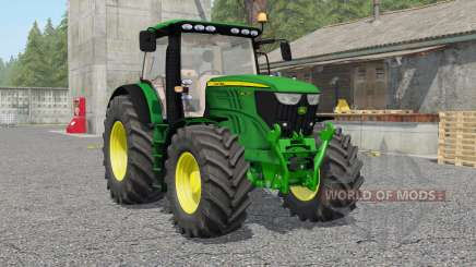John Deere 6210Ꞧ for Farming Simulator 2017