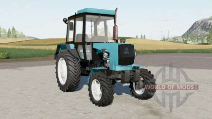 UMZ-82ꝝ0 for Farming Simulator 2017