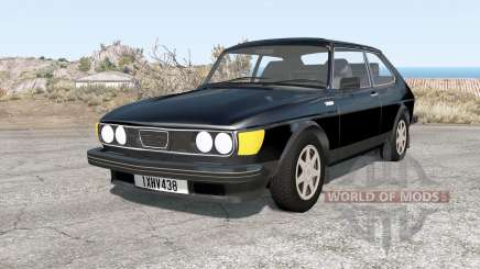 Saab 99 Turbo сombi сoupe 1978 for BeamNG Drive