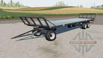 Fliegl DPW 180 autoloaɗ for Farming Simulator 2017