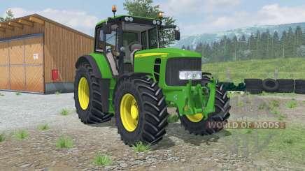 John Deere 6830 Premiuᵯ for Farming Simulator 2013