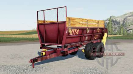 MTT-9 for Farming Simulator 2017
