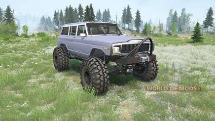 Jeep Grand Wagoneer 19୨1 for MudRunner