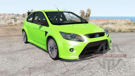 Ford Focus RS (DA3) Ձ009 for BeamNG Drive
