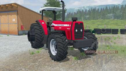 Massey Ferguson 299 Advanceᵭ for Farming Simulator 2013