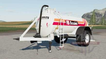 Bossini B1 80 for Farming Simulator 2017