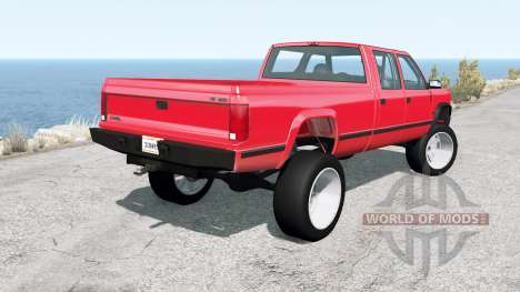 Gavril D-Series Any Level Lift v5.20 for BeamNG Drive