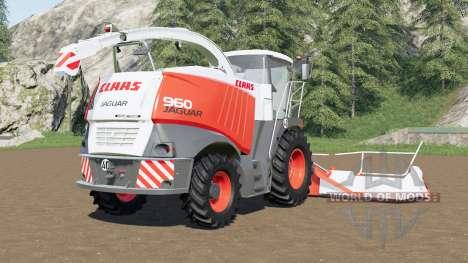 Claas Jaguar 900 for Farming Simulator 2017