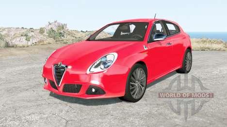 Alfa Romeo Giulietta (940) 2013 for BeamNG Drive