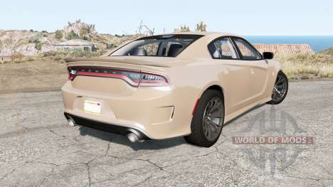 Dodge Charger SRT Hellcat (LD) 2015 for BeamNG Drive