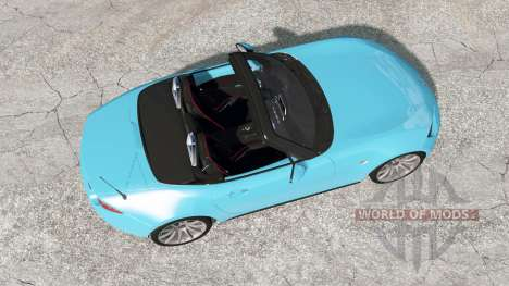 Mazda MX-5 Miata (ND) 2016 for BeamNG Drive