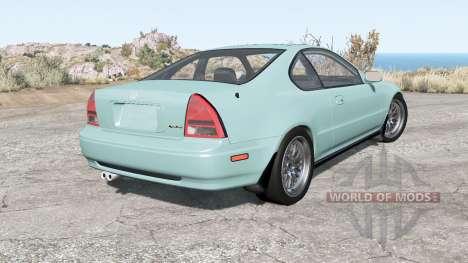 Honda Prelude 1992 for BeamNG Drive