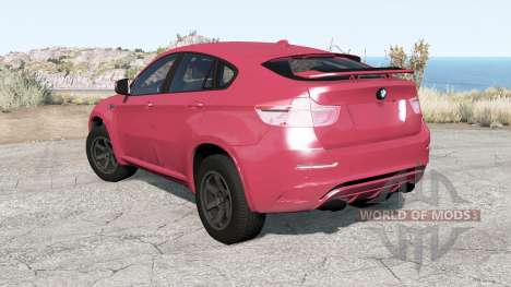 BMW X6 M (E71) 2010 for BeamNG Drive