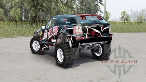 Bowler Nemesis for Spin Tires