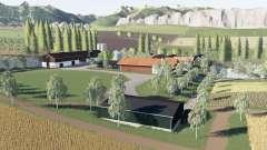Ammergauer Alpen v1.1 for Farming Simulator 2017