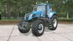 New Hollanɗ T8.320 for Farming Simulator 2015