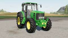 John Deere 7030 Premiuɱ for Farming Simulator 2017
