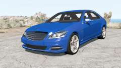 Mercedes-Benz S 600 (W221) 200୨ for BeamNG Drive