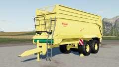 Krampe Bandiŧ 750 for Farming Simulator 2017