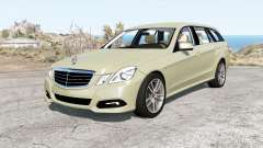 Mercedes-Benz E 250 CDI Estate (S212) 2009 for BeamNG Drive