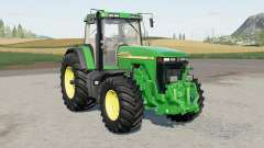 John Deere 8000-serieᶊ for Farming Simulator 2017