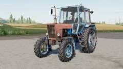 MTZ-100 Беларуƈ for Farming Simulator 2017