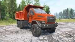 Ural-5557-6121-72 for MudRunner