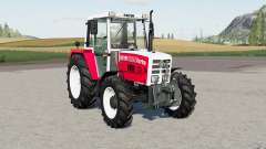 Steyr 8080A & 8090A Turbø for Farming Simulator 2017