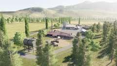 Black Mountain Montana for Farming Simulator 2017