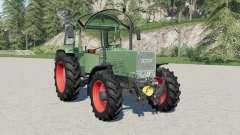 Fendt Favorit 600 S Turbomatik for Farming Simulator 2017