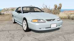 Ford Mustang GT coupe 1996 for BeamNG Drive