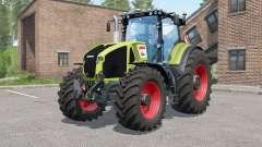 Claas Axion 9ⴝ0 for Farming Simulator 2017