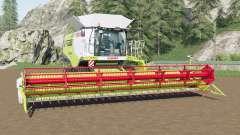 Claas Lexioɲ 700 for Farming Simulator 2017