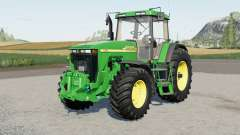 John Deere 8000-serieꜱ for Farming Simulator 2017