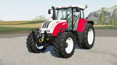 Steyr 6000 CVƮ for Farming Simulator 2017