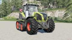 Claas Axion 930 & 960 Terra Trac for Farming Simulator 2017