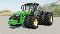 John Deere 8R-series EU for Farming Simulator 2017