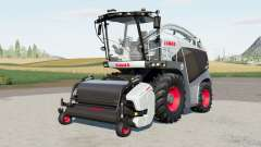 Claas Jaguaᵲ 800 for Farming Simulator 2017