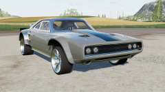 Dodge Ice Charger 1968 for Farming Simulator 2017