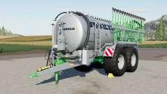 Joskin Modulo2 16000 ⰌEB for Farming Simulator 2017