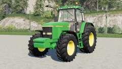 John Deere 7010-serieʂ for Farming Simulator 2017