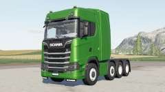 Scania R730 8x৪ for Farming Simulator 2017