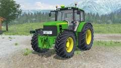 John Deere 64ვ0 for Farming Simulator 2013